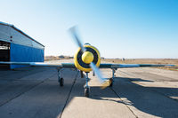 Ultralight small private aircraft airplane