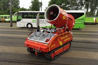 Löschroboter Luf60 Feuerwehr Hannover