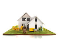 Miniature house for sale