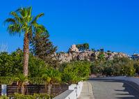 The Church of Profitis Elias is located in Protaras Cyprus