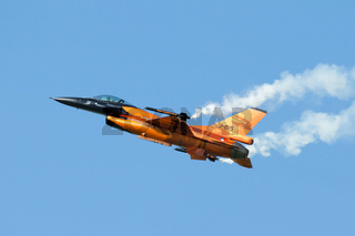 Dutch F-16 Demo Team