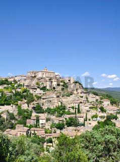 Gordes in der Provence