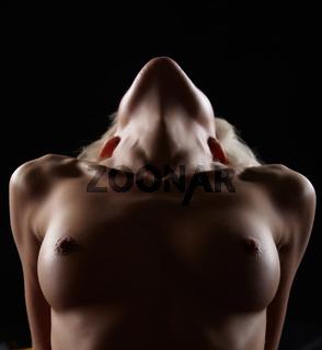 beautiful nude blonde