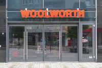 Filiale der Firma WOOLWORTH in Kempten