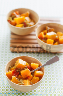Kürbis Curry