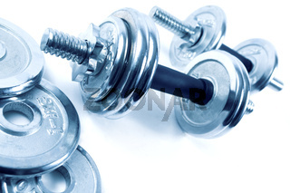 Weights or dumbbells