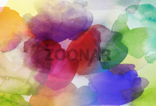 aquarell farben textur verlauf bunt