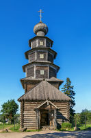 Temple of the Tikhvin Icon of the Mother of God, Torzhok, Russia