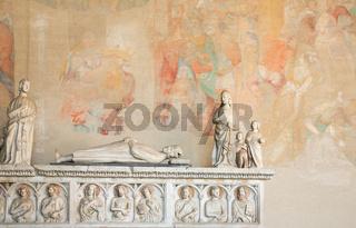 Camposanto Monumentale am Platz der Wunder, Pisa,