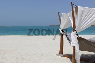 Sonniger Strand