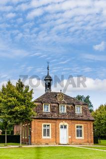 Castle Clemenswerth in Sogel, Germany