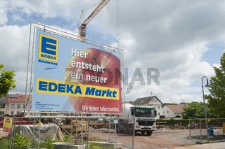 Edeka Markt in Oberthal