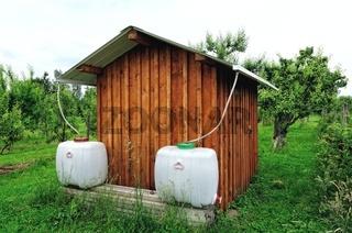 Wassertankstelle