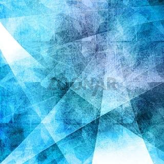 Blue grunge background. Eps 10 vector