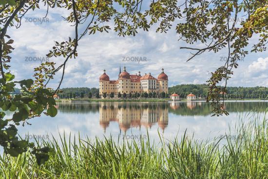 Schloss Moritzburg, Sachsen   Moritzburg Castle, Saxony