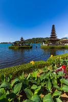 Ulun Danu Temple - Bali Island Indonesia
