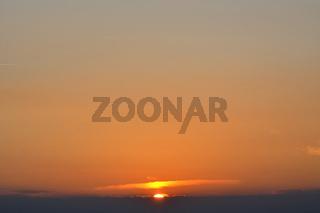 Sundown / Abendsonne