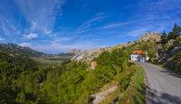 Lovcen Mountains National park - Montenegro
