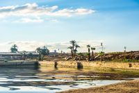 Lake in Karnak