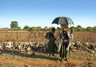 tribal girls in ethiopia