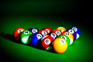 billiard spheres