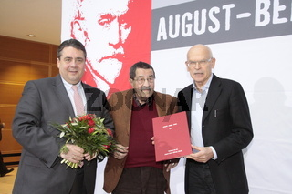 Günter Wallraff - August-Bebel-Preis