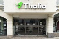 Filiale der Firma Thalia in Kempten