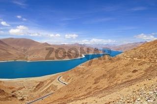 Yamdrok - See Tibet China