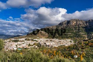 Cazorla, Sierra de Cazorla Segura and Las Villas Natural Park, Andalusia, Spain