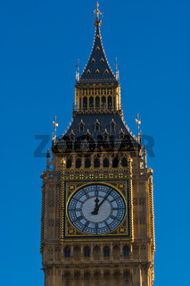 Big Ben - House of Parliament - Palace of Westminster