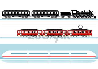 Eisenbahn Züge.eps
