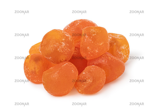 Dried tangerine fruits