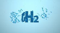 H2 Hydrogen Molecule Gas Pump
