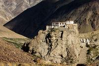 Bardan Monastery of the Tibetan Buddhism