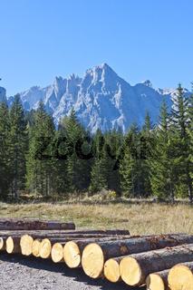 Dreischuster Spitze, Dolomiten, Italien