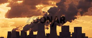 Emissionen und globale Erwärmung