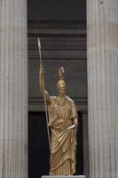 Pallas Athene, die wehrhafte Göttin