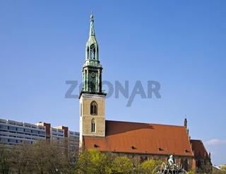 St. Marienkirche, Berlin, Mitte