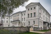 Manor building, Polotnyany Zavod, Russia