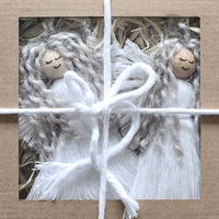 Angel as christmas tree decoration