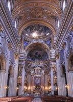 Rome. Church of Santa Maria in Valicella