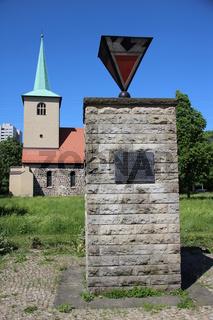 Kirche in Berlin Lichtenberg