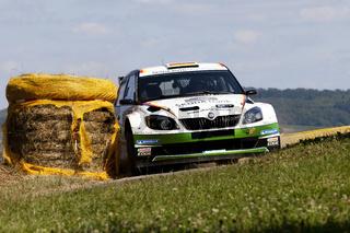 Sepp Wiegand ADAC Rallye Deutschland 2013