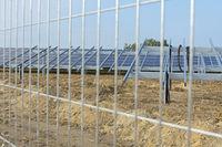 Neubau von Solaranlage