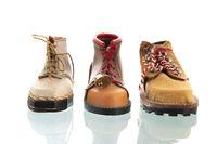 Vintage Ski shoes