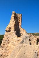 Towerl Village Pratdip in Spanish Catalunya