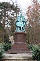 Denkmal an Ernst  Graf zur Lippe-Biesterfeld in Detmold