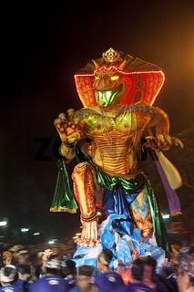 Nyepi celebrations