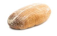 Loaf of baked bread