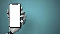 Robot Hand Smartphone